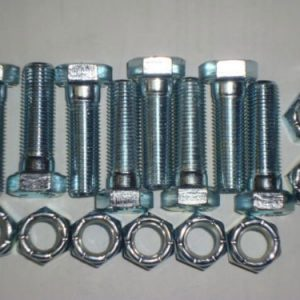 NUTS BOLTS /&  WASHERS ASSORTED STAINLESS UNF 330