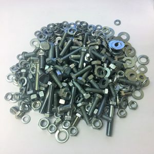 BSF stainless bolts