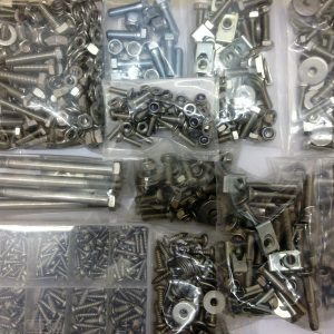 Landrover restoration bolts set