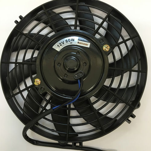 Cooling Radiator Fans