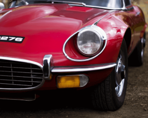 Jaguar E type nuts and bolts